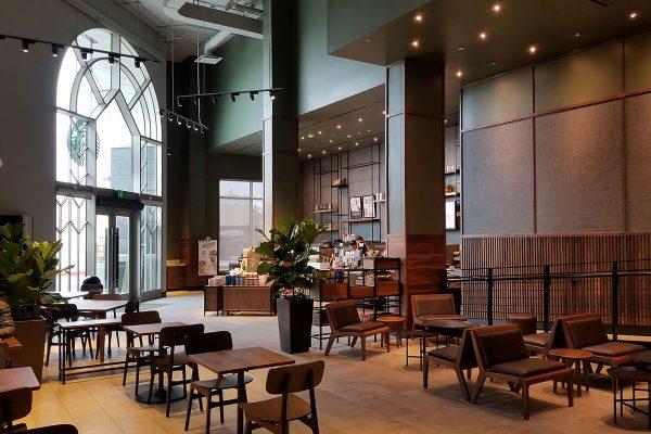 Starbucks Coffee At San Gabriel